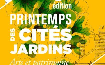 Printemps des cités-jardins – 8ème édition