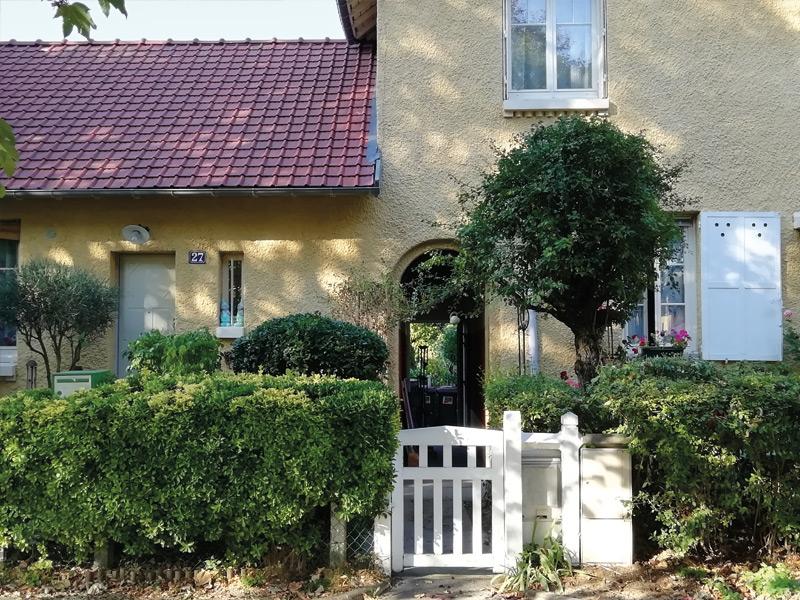 Stains - Cité-jardin - ARCJ 2018