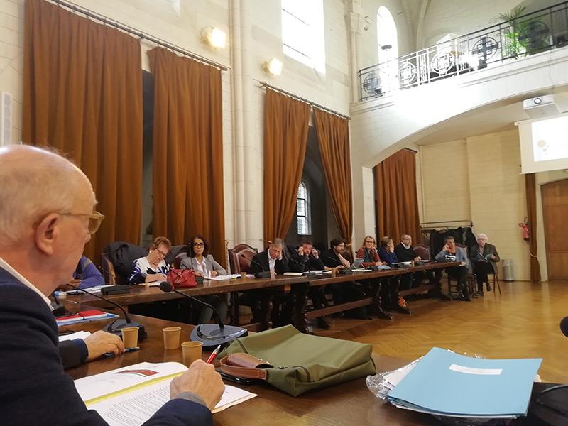 Elections du Conseil d'administration 2019-2021