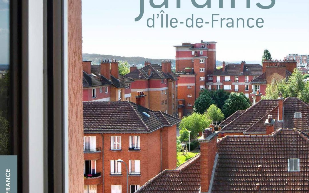 Présentation de l'ouvrage Les cités-jardins d'Ile-de-France, le 11/04/19