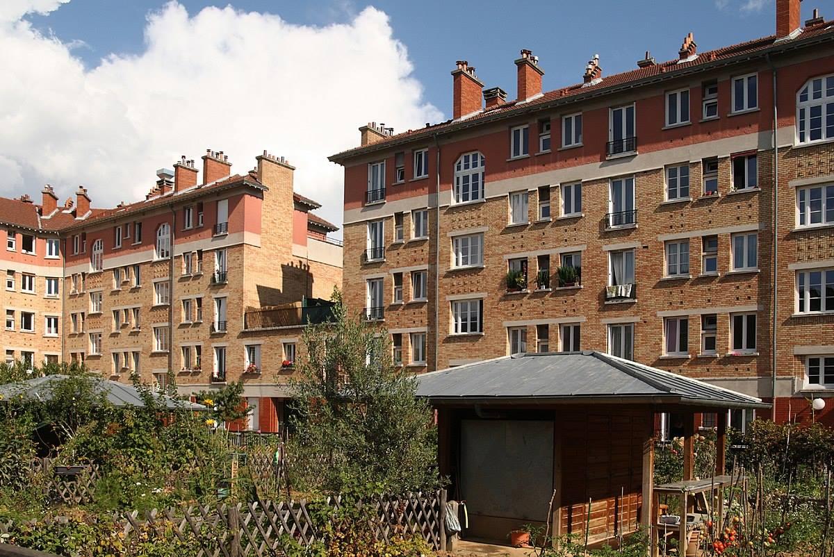 Jardins familiaux - cité-jardin de Suresnes