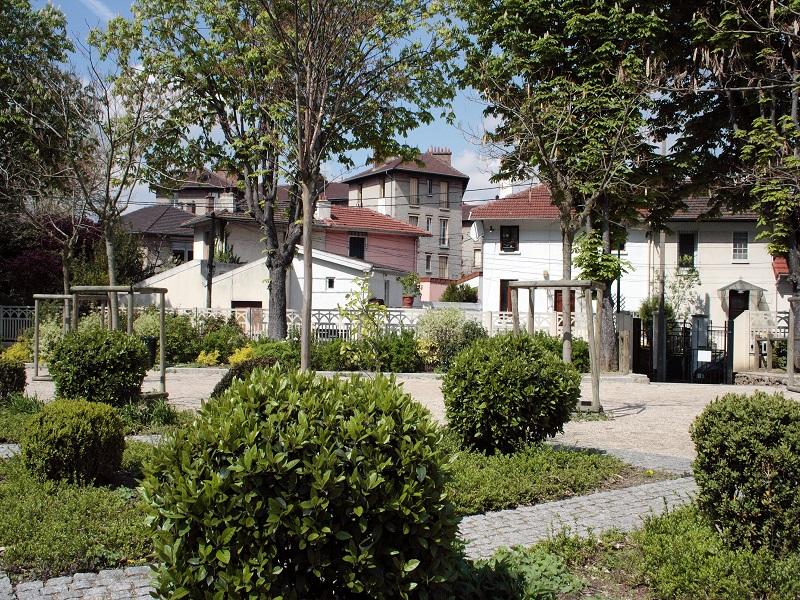 Cité-jardins d'Orgemont