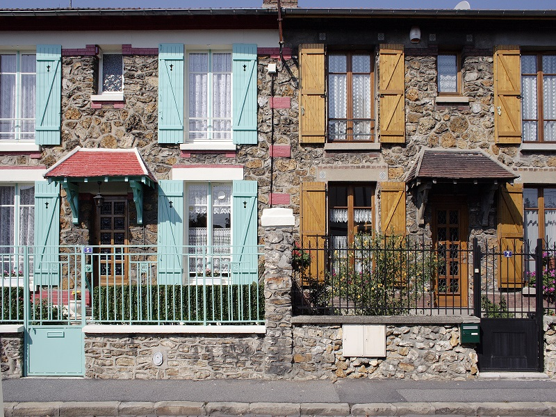 Cité Daviel ou cité de la Petite Alsace