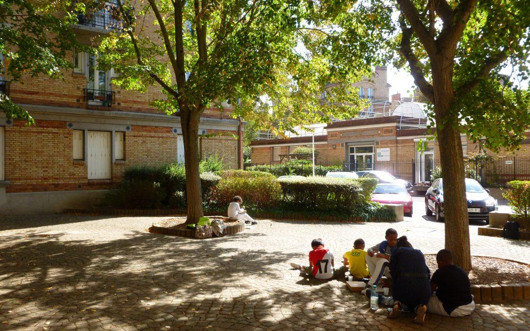 MUSarder… La cité-jardins de Suresnes