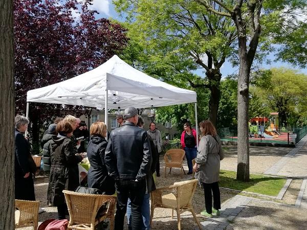 Printemps des cités-jardins 2019-Le Pré