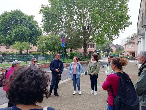Printemps des cités-jardins 2019- Gennevilliers