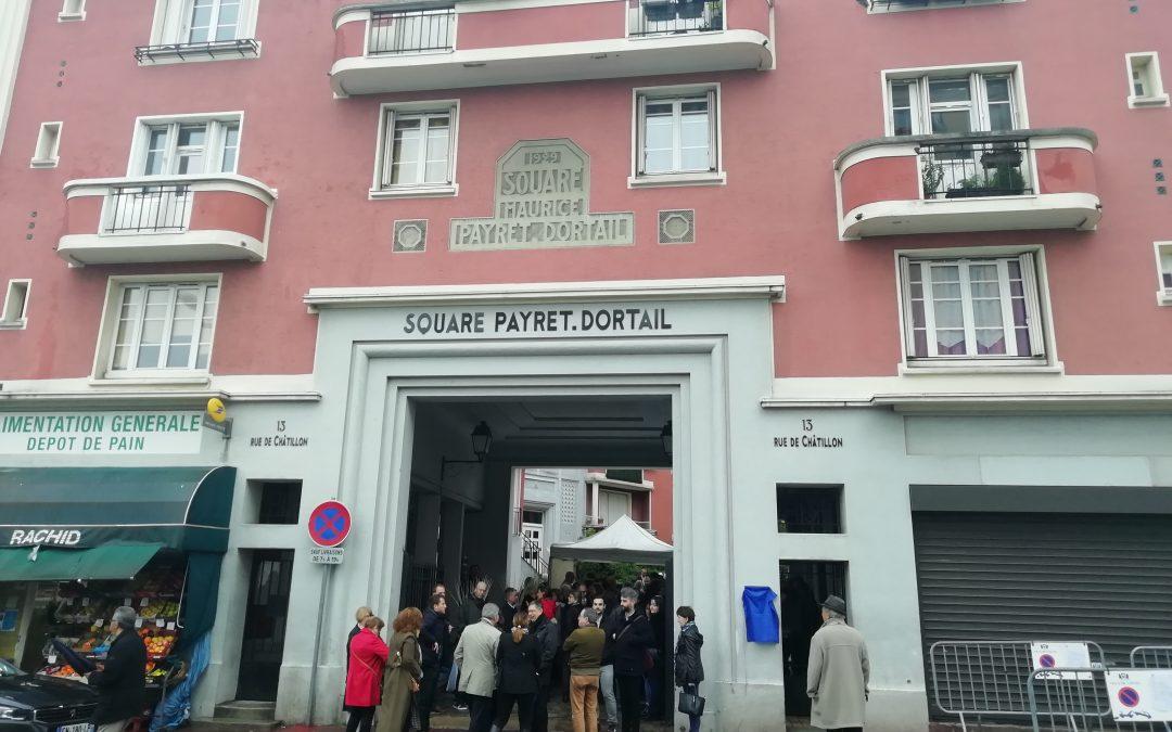 Exposition René Sedes / Cité Payret-Dortail à Vanves