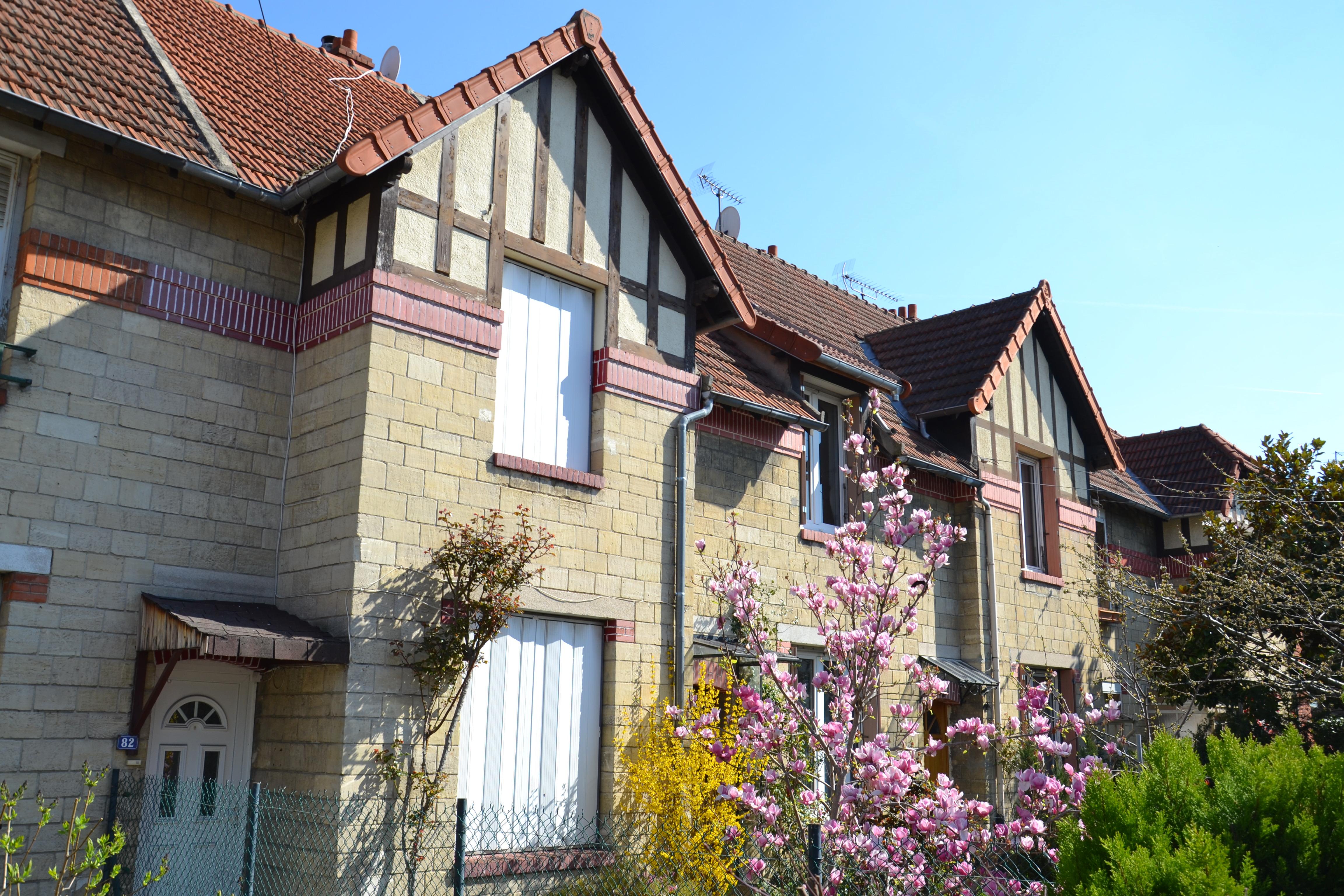 Maison de la Lorraine Dietrich avenue Général Delambre Argenteuil