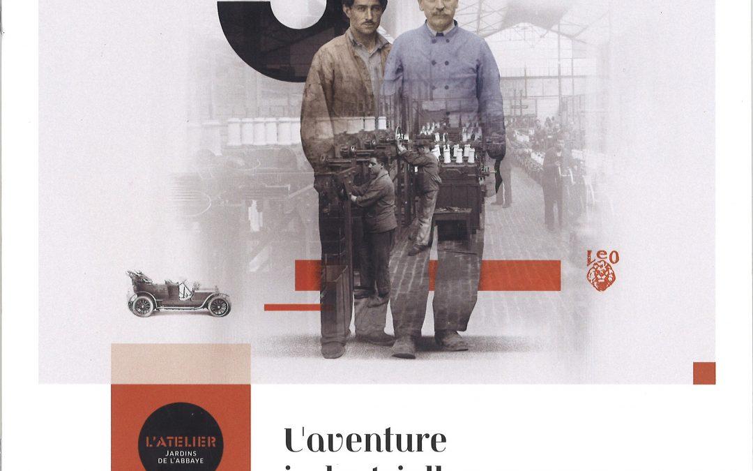 Clôture exposition L'aventure industrielle d'Argenteuil