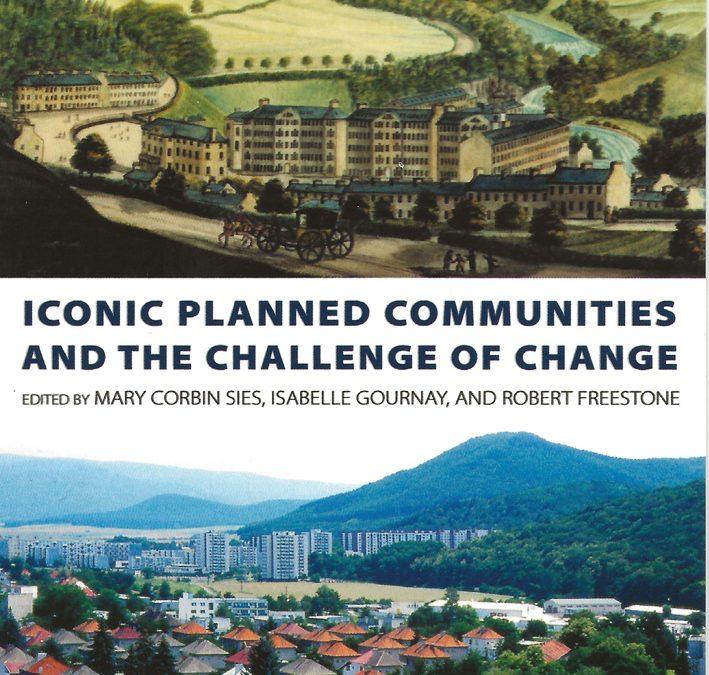 Présentation de l'ouvrage « Communautés emblématiques de l'urbanisme des XIXe et XXe siècles : de l'utopie aux réalités de 2020 »
