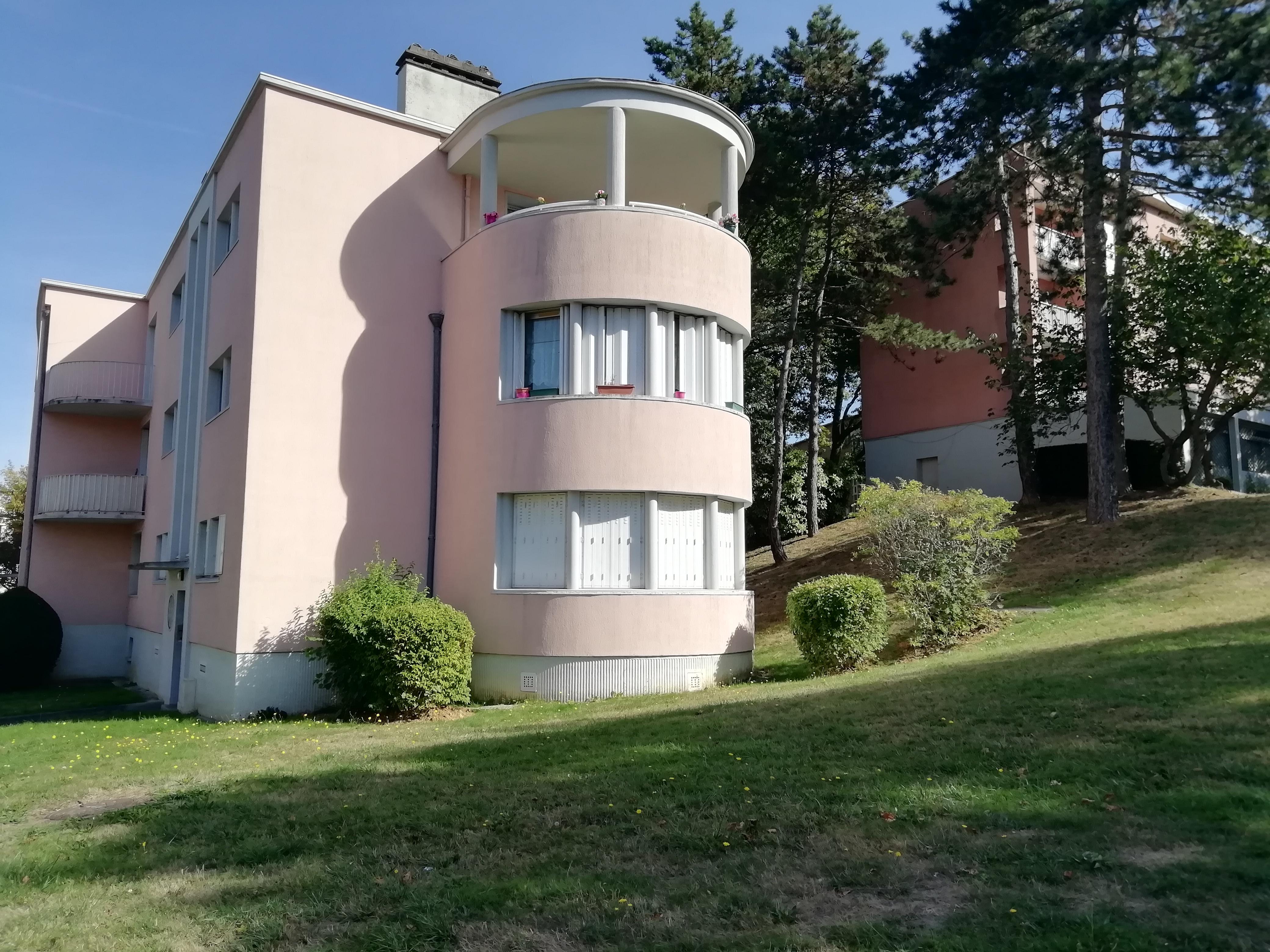 Cité-jardins de la Butte-Rouge, Chatenay-Malabry - immeubles