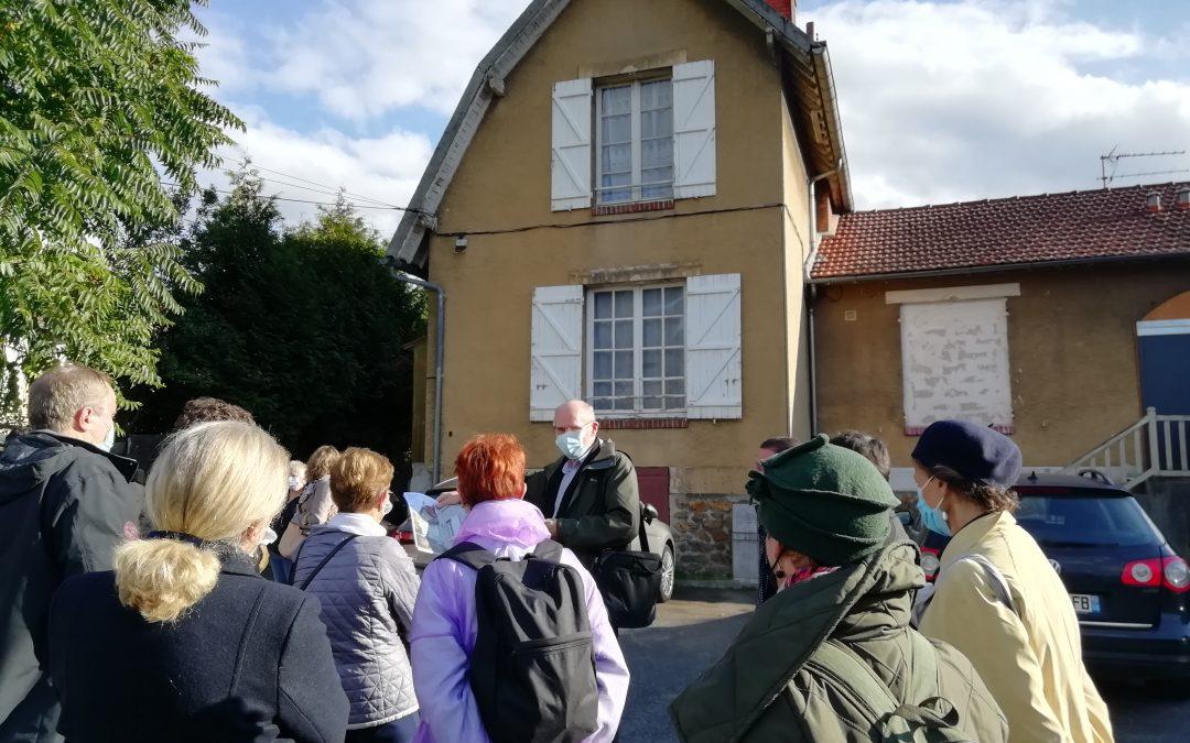 Printemps des cités-jardins – Visite de la cité-jardins et du parc de la Poudrerie (Livry-Gargan)