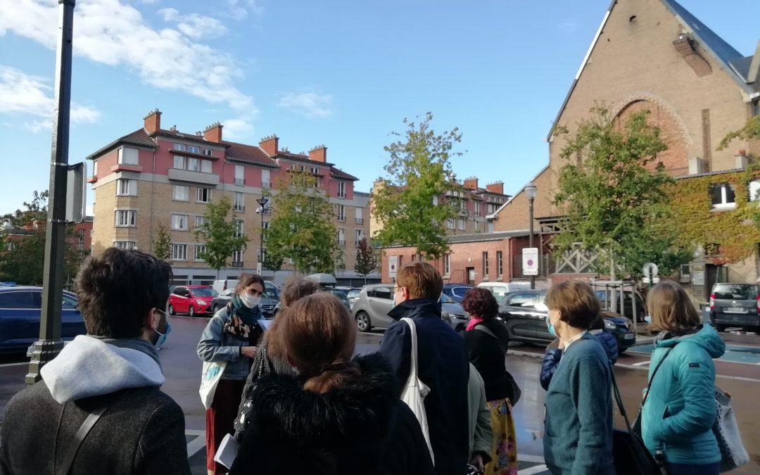 Printemps des cités-jardins – Balade urbaine dans la cité-jardins de Suresnes