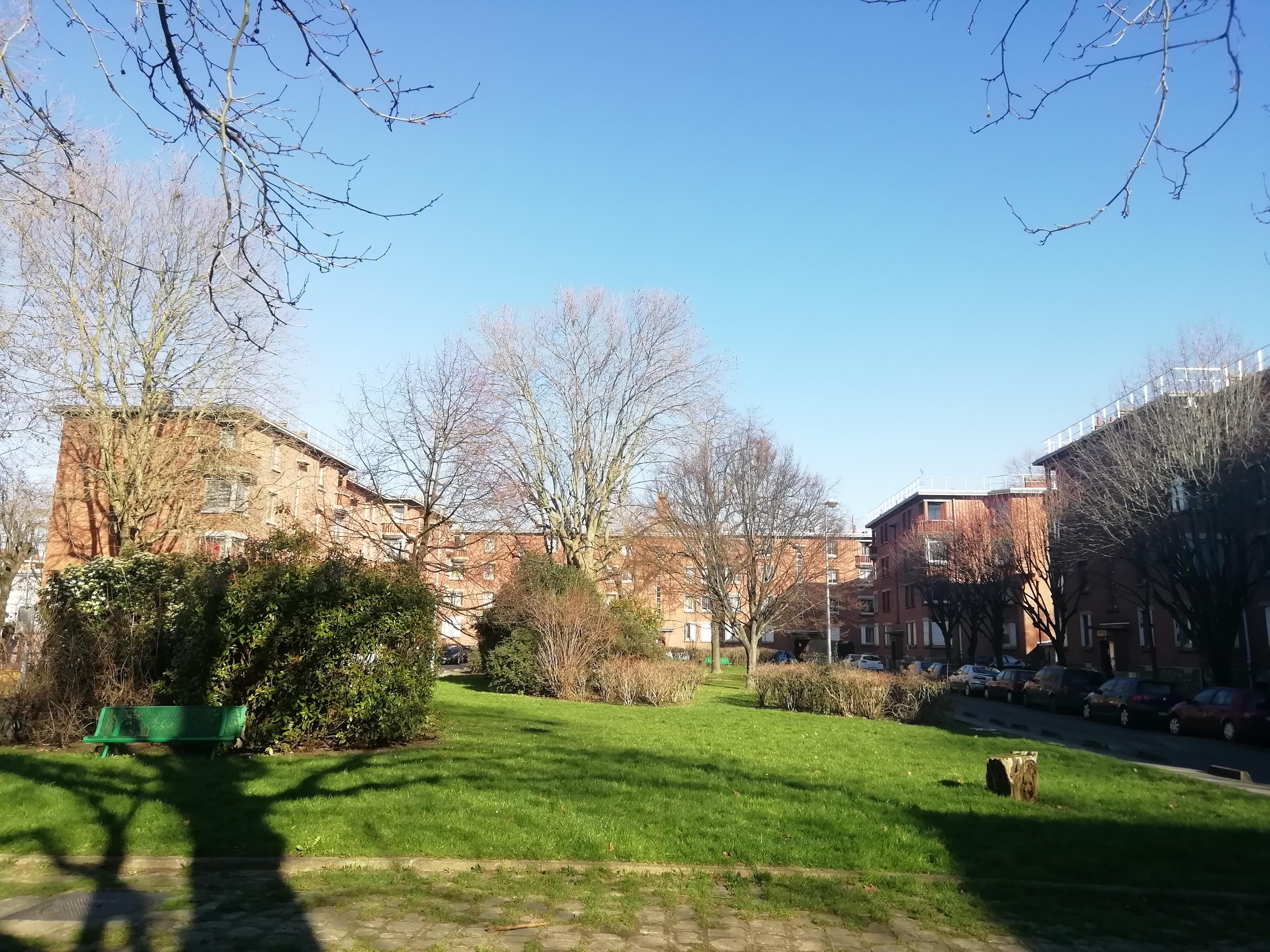 Clos, cité-jardin de l'Eguillez, Dugny