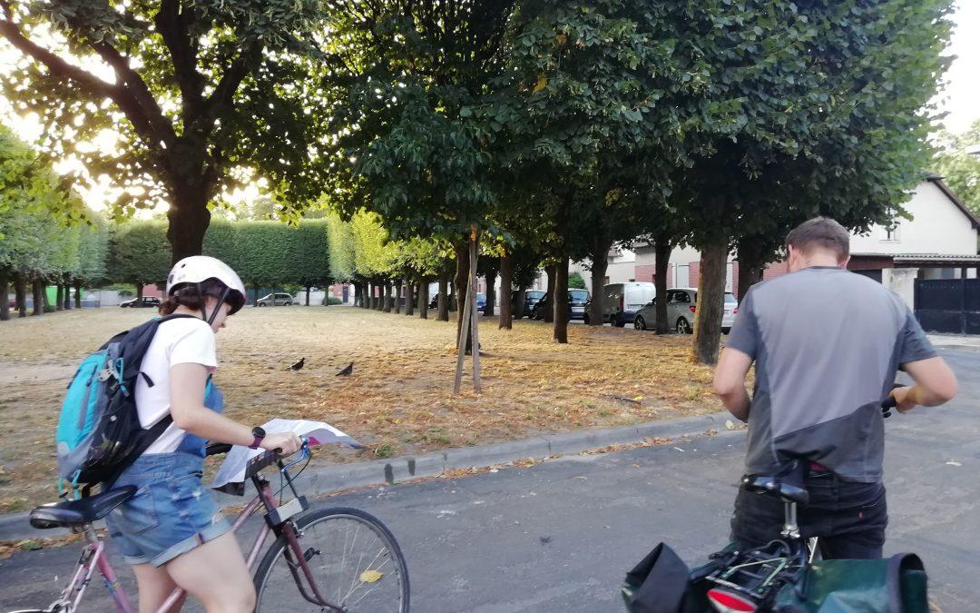 Printemps des cités-jardins – Balade vélo-patrimoine dans les cités-jardins de Plaine Commune