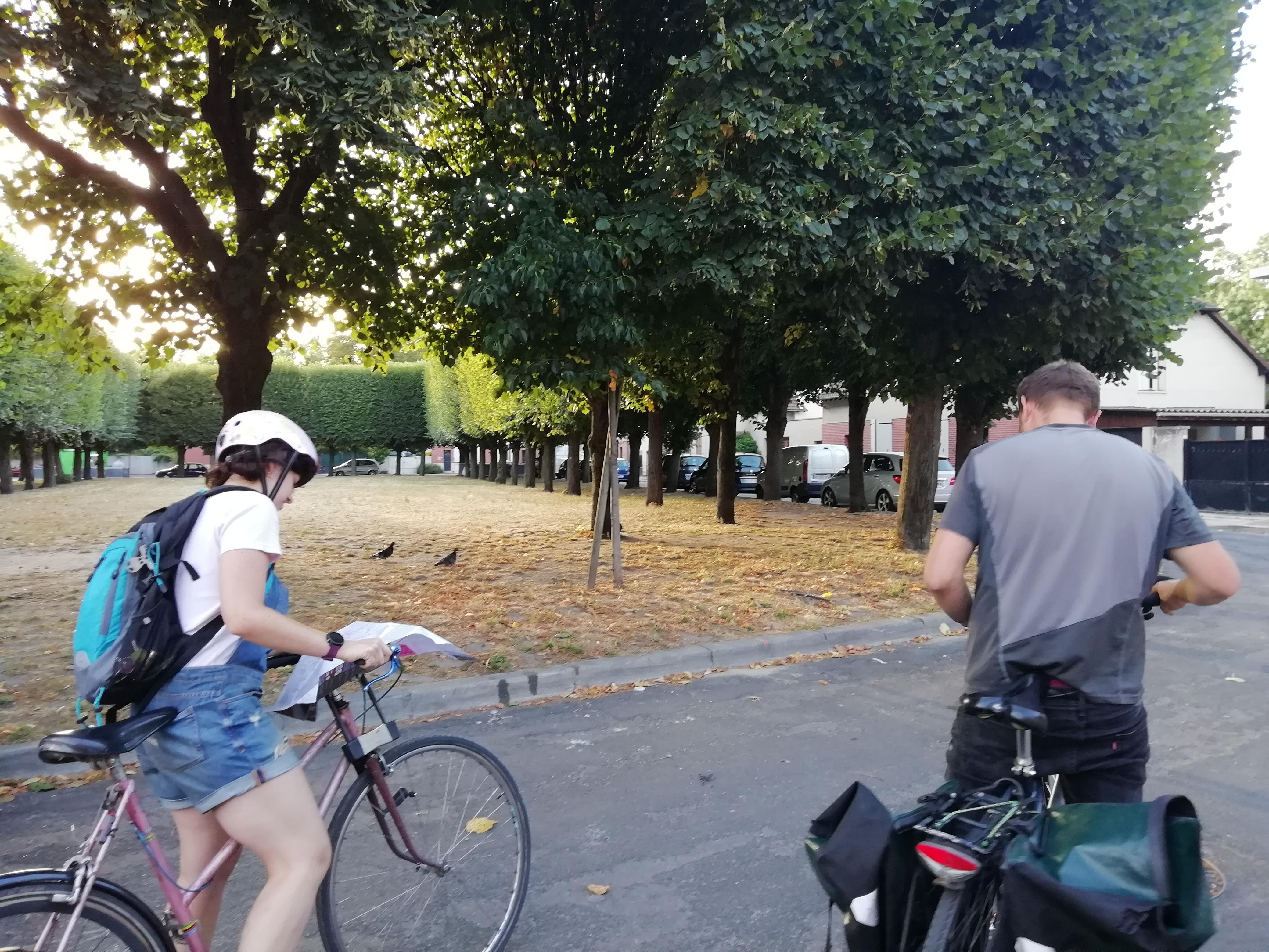 Repérage vélo-patrimoine Printemps des cités-jardins
