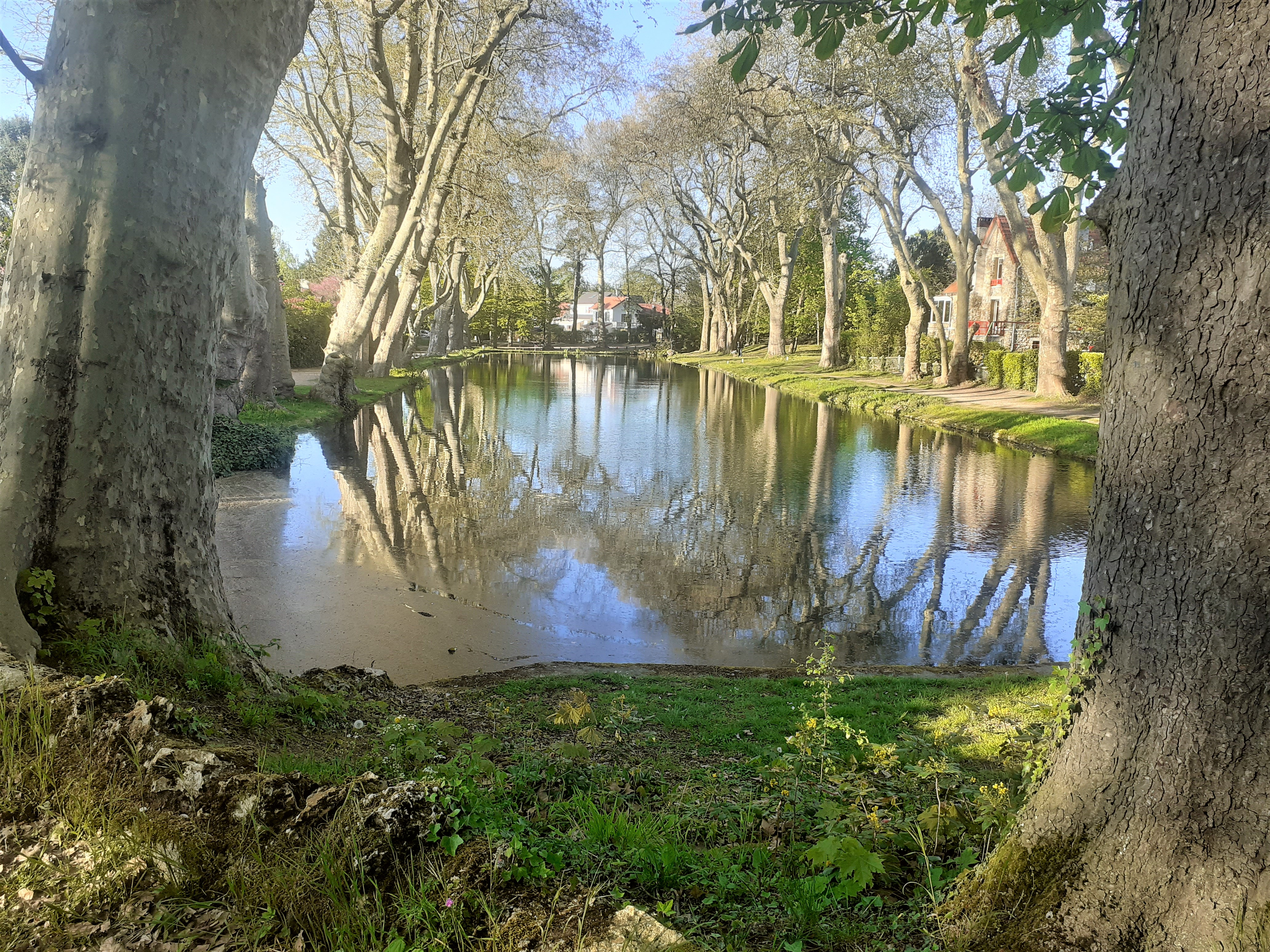 Printemps des cités-jardins - Visite de Paris-Jardins (Draveil)