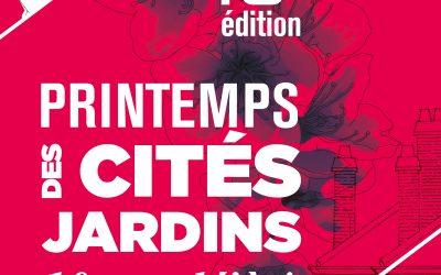 Le Printemps des cités-jardins fête ses 10 ans !